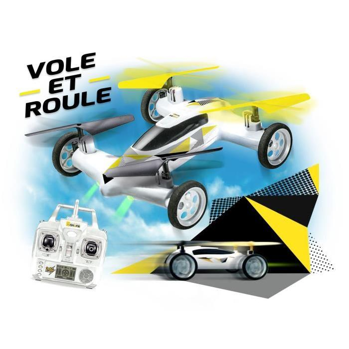 MONDO Ultradrone Radiocommandé XW18.0 Flying Car
