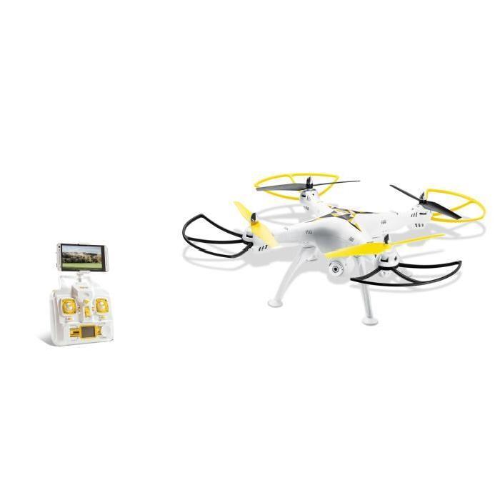 Mondo Motors -  Ultra Drone Radiocommandé X48.0 + Caméra Wifi