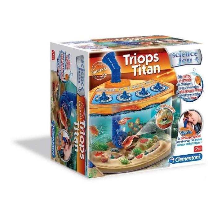 CLEMENTONI - Triops Titan