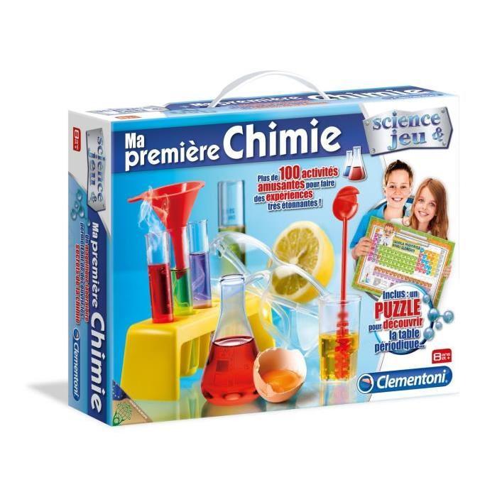 CLEMENTONI Ma premiere chimie