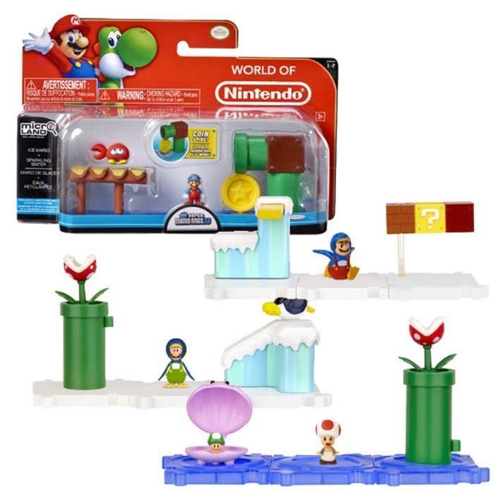 Micro playset pack série 2 Nintendo