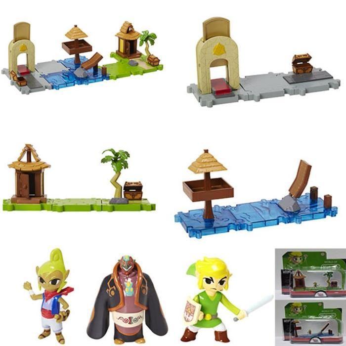 Micro playset pack série 3 Zelda