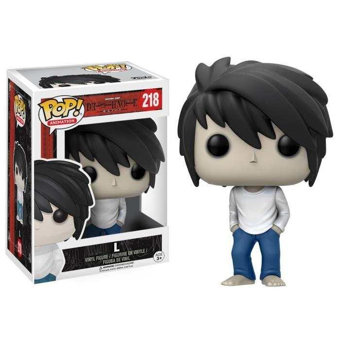 Figurine Funko Pop! Death note : L
