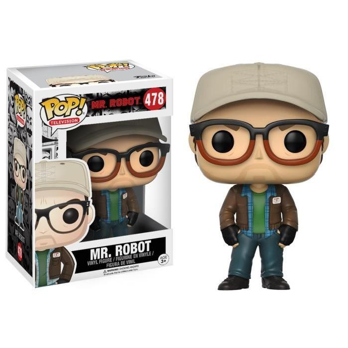 Figurine Funko Pop ! Mr Robot : Mr Robot