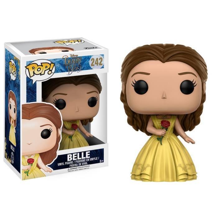 Figurine Funko Pop ! La Belle et la Bete : Belle