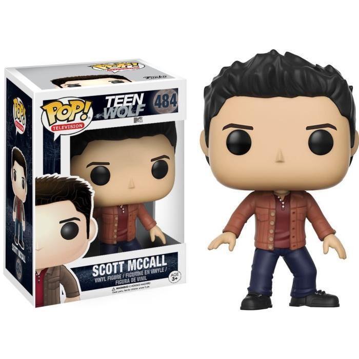 Figurine Funko Pop ! Teen Wolf :  Scott McCall