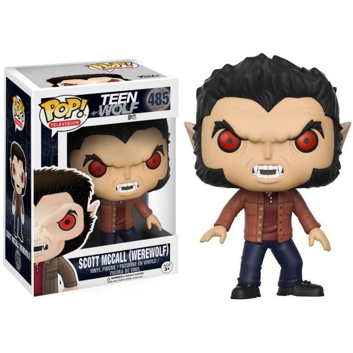 Figurine Funko Pop ! Teen Wolf :  Scott McCall