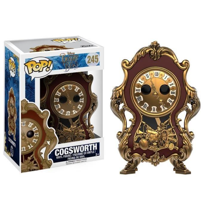 Figurine Funko Pop ! La Belle et la Bete : Big Ben