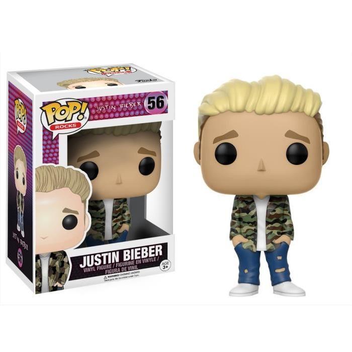 Figurine Funko Pop ! Justin Bieber