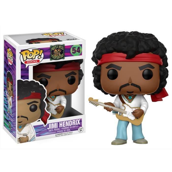 Figurine Funko Pop ! Jimi Hendrix