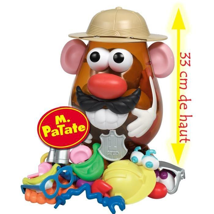 PLAYSKOOL M PATATE Safari