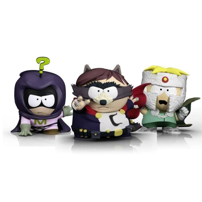 Pack de 3 figurines South Park