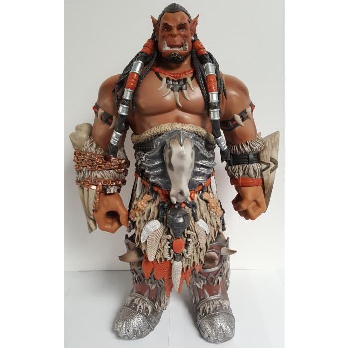 WARCRAFT Figurine 45cm Durotan