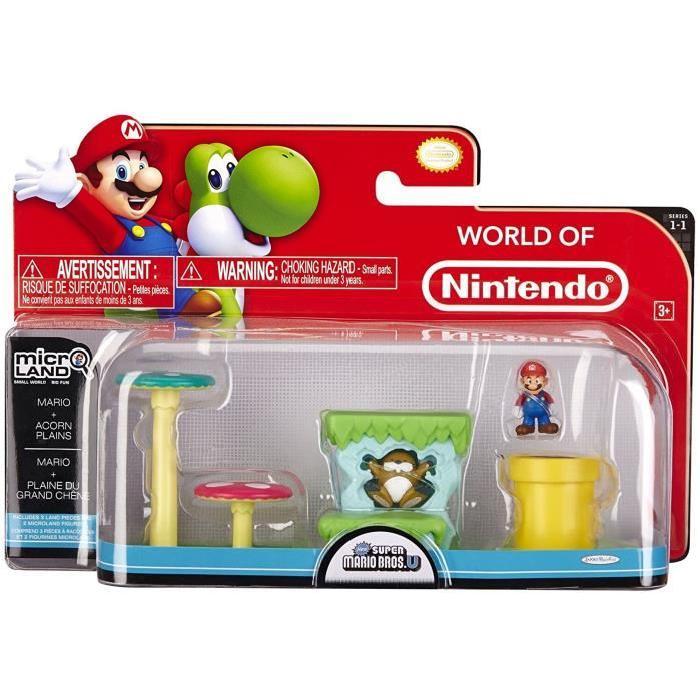 Micro playset pack série 1 Nintendo