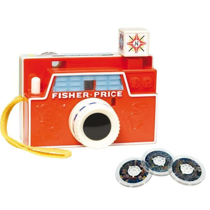 FISHER-PRICE 'Classic' - Appareil Photo
