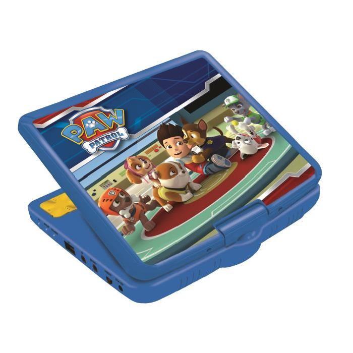 PAT' PATROUILLE Lecteur DVD portable