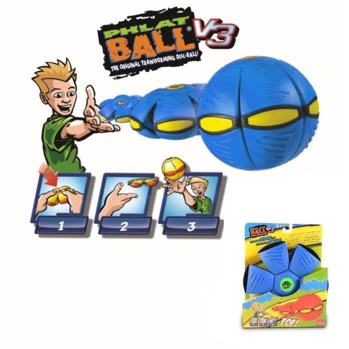 GOLIATH Phlat Ball Classic Bleu
