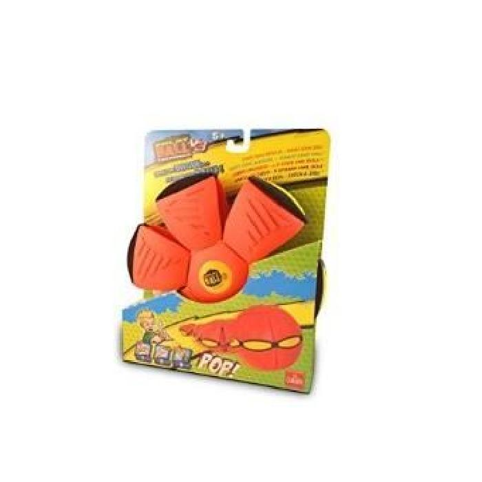 GOLIATH Phlat Ball Classic Orange