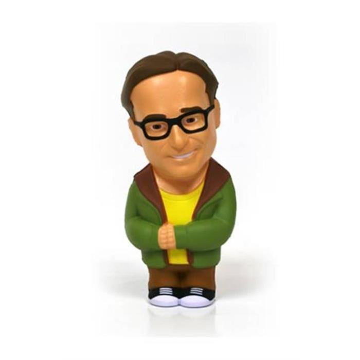 WTT THE BIG BANG THEORY Figurine Anti-stress Leonard Hofstadter 14 cm