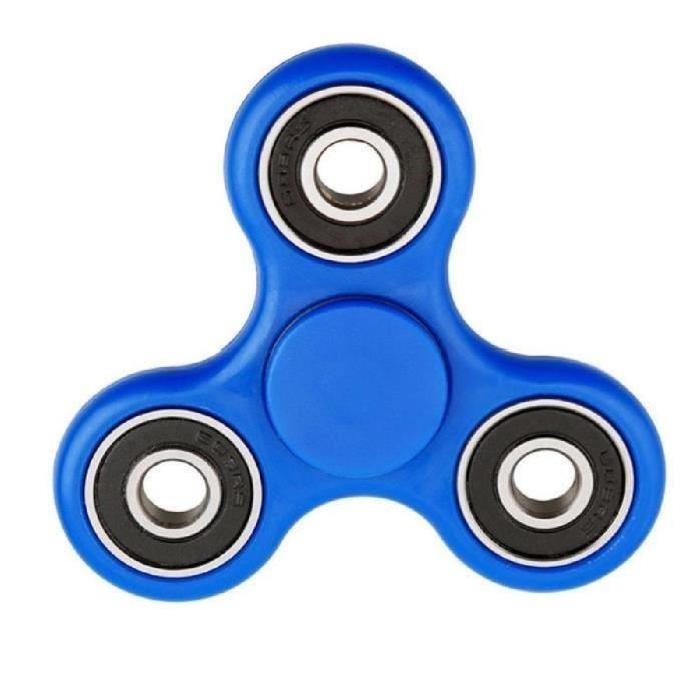Turbospin Hand Spinner Bleu