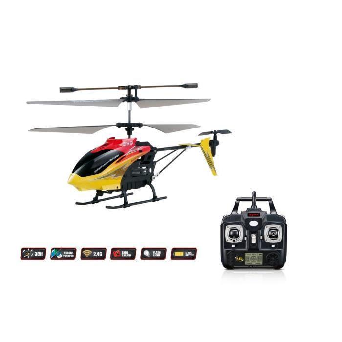 Mondo Motors -  Hélicoptere Radiocommandé S39