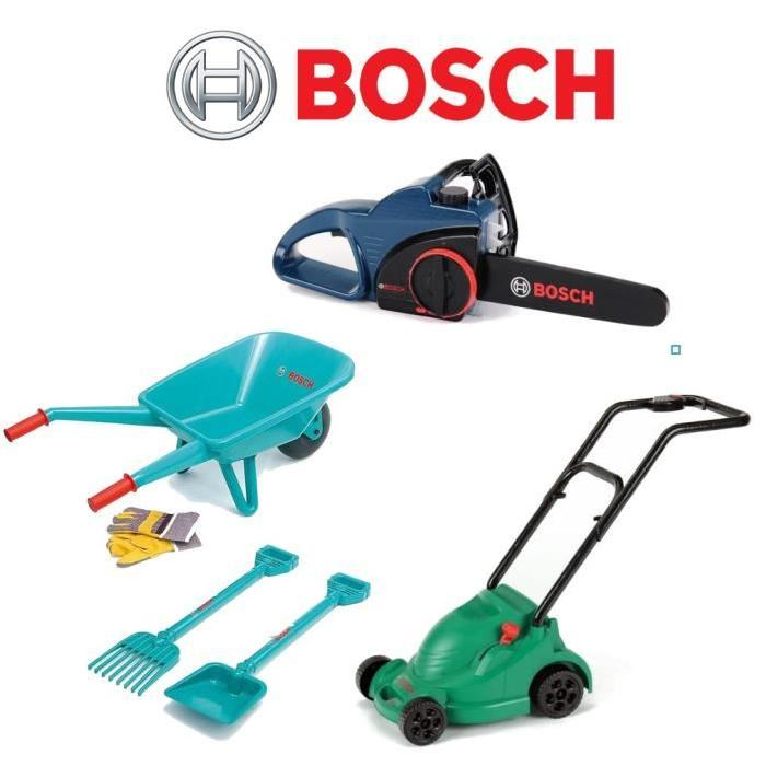 Pack Super Jardinier Bosch 6 pieces