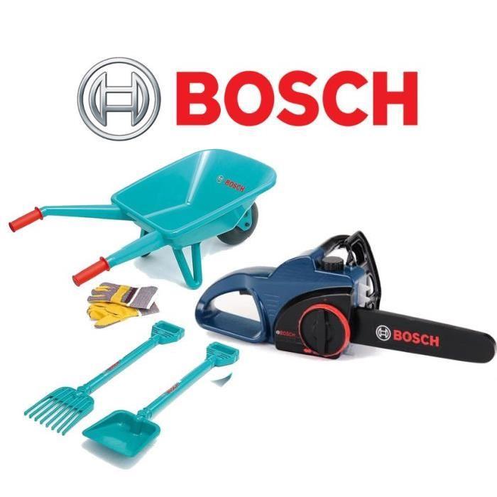 Pack Jardinier Bosch 5 pieces