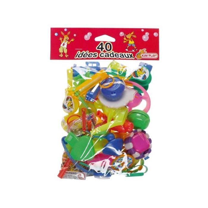 KIMPLAY 40 idées cadeaux mixte