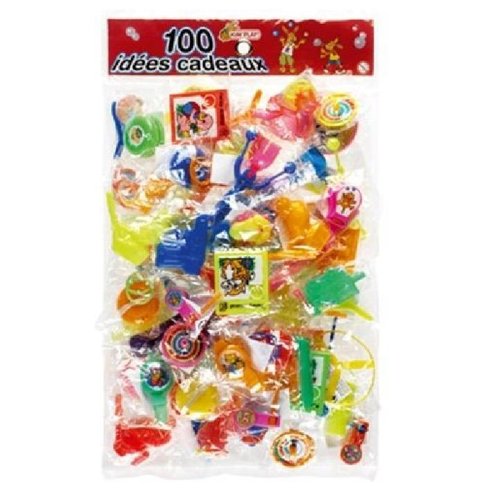 KIMPLAY 100 idées cadeaux mixte
