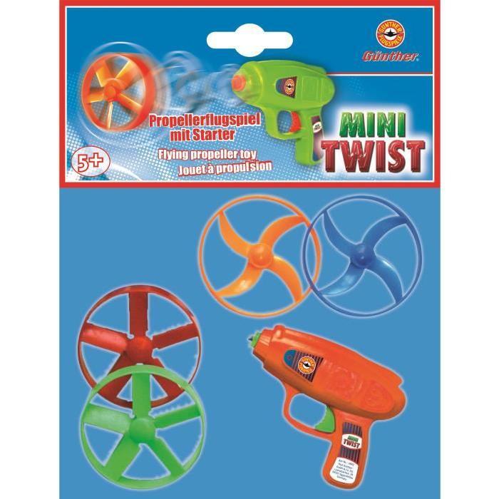 GUNTHER Hélices volantes Mini Twist