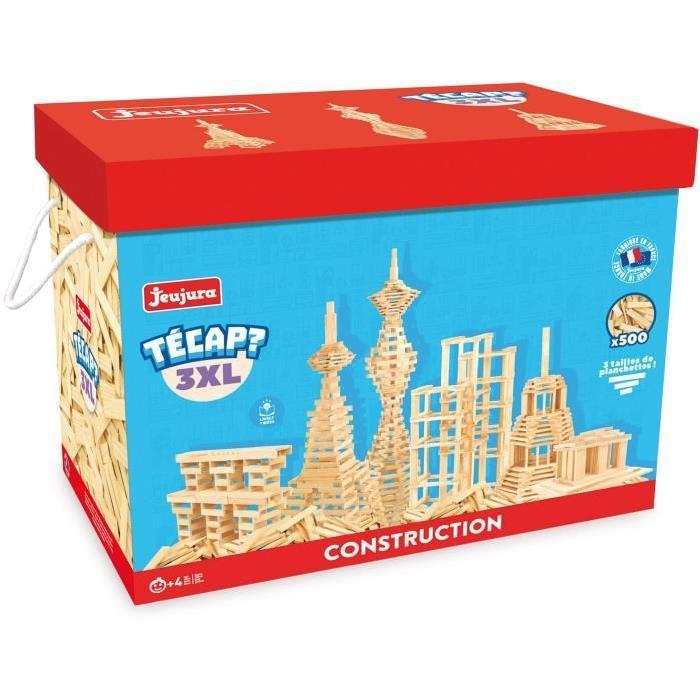 JEUJURA Tecap ? 3xl - 500 pieces