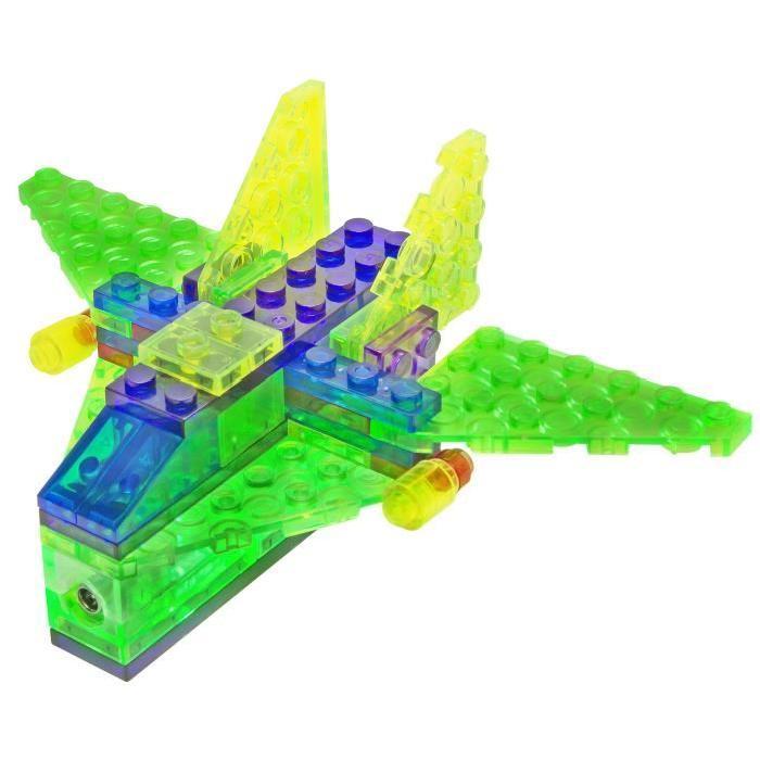 TEMPLAR 4 in 1 Aicraft LASER PEGS