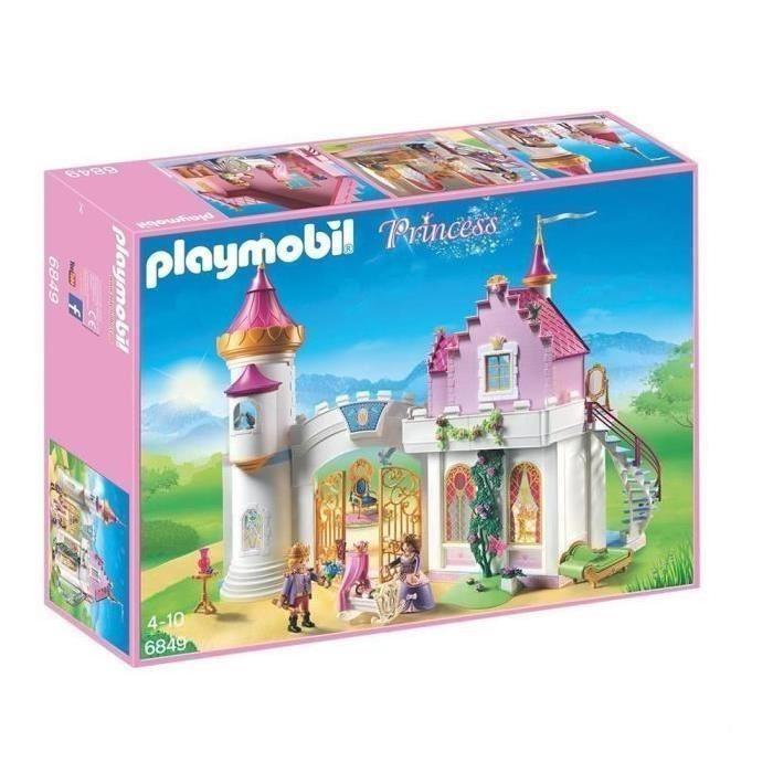 PLAYMOBIL 6849 Manoir Royal
