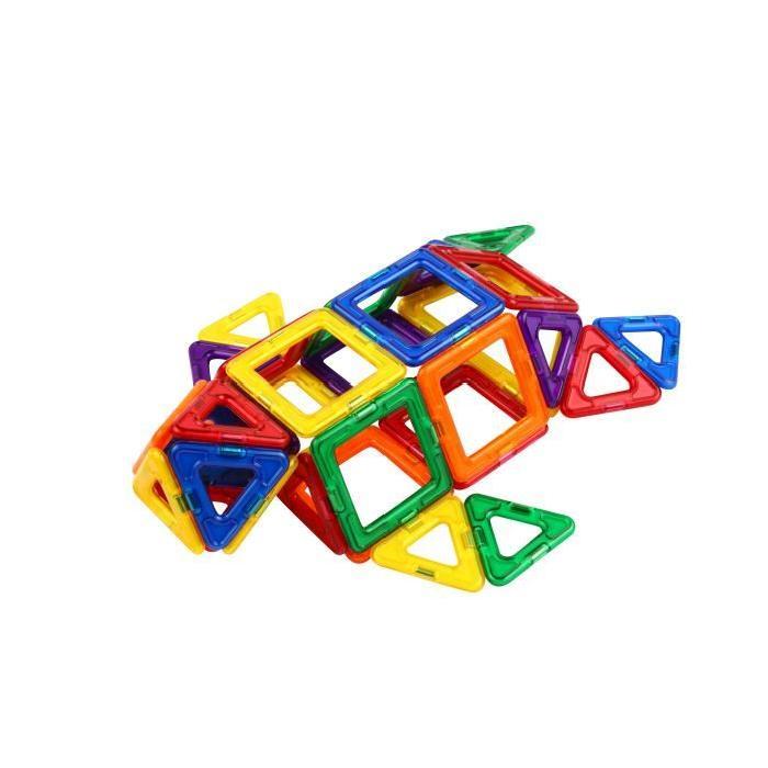 MAGFORMERS DESIGNER SET Jeux de construction 62 pieces