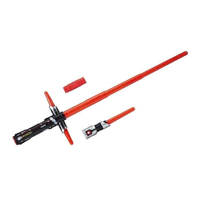 STAR WARS - Sabre Electronique Kylo Ren