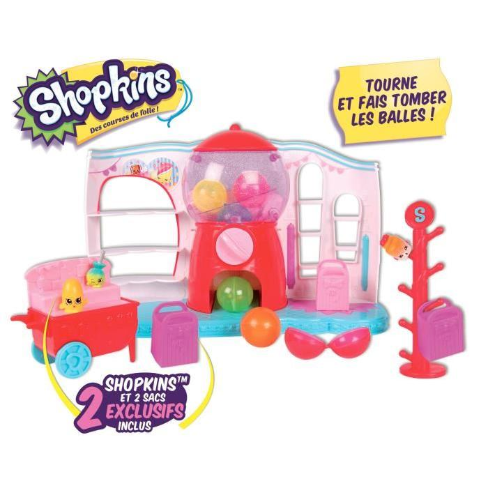 SHOPKINS Candy Machine